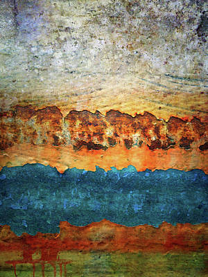 Photograph - The Layers by Tara Turner