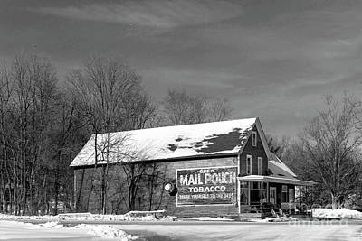 Photograph - The Layton Country Store by Nicki McManus