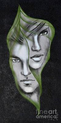 The Leaf Original by Gabriela Tasiro