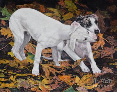 The Leaf Slayers Original by Sandi Rolfe