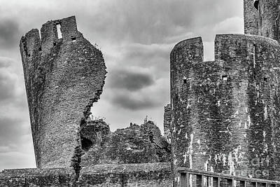 Photograph - The Leaning Tower by Steve Purnell