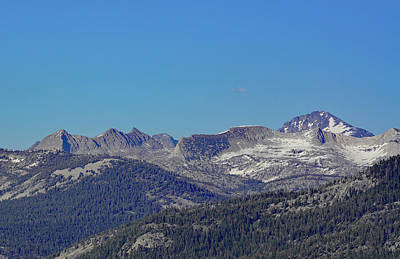 Photograph - The Leconte Divide And Mt. Goddard by Dale Matson