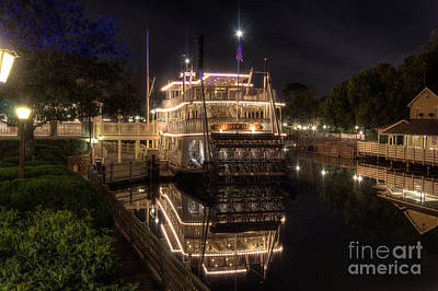 Photograph - The Liberty Belle by Luis Garcia