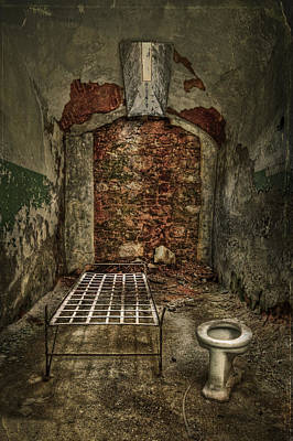 Toilet Photograph - The Life Of Crime by Evelina Kremsdorf