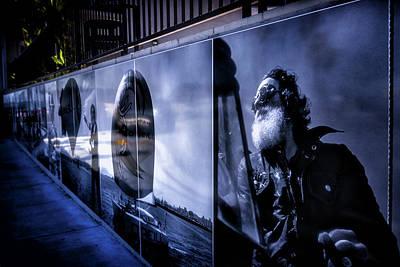 Photograph - The Lifestyle In Sanat Cruz by Marnie Patchett