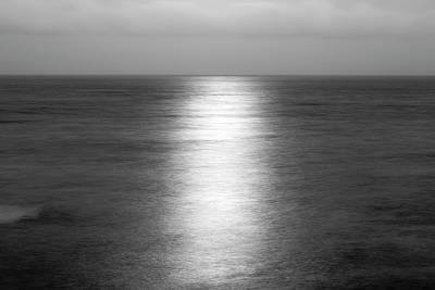 Photograph - The Light Divine Monochrome by Joseph S Giacalone