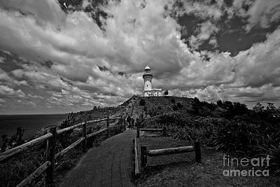 Photograph - The Light House by Gary Bridger