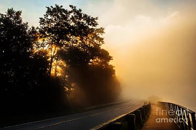 Photograph - The Light. by Itai Minovitz
