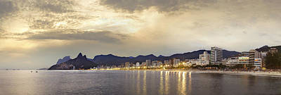Photograph - The Light Of Ipanema by Bruno Amaral