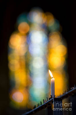 Photograph - The Light Of Prayer by Tim Gainey