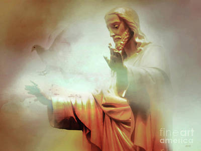 The Light Of The Lord Art Print