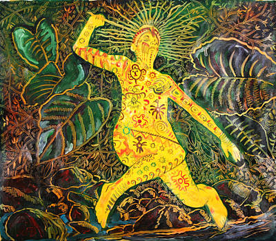 The Light Within Art Print by Oscar Luis Martinez