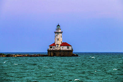 Photograph - The Lighthouse by D Justin Johns