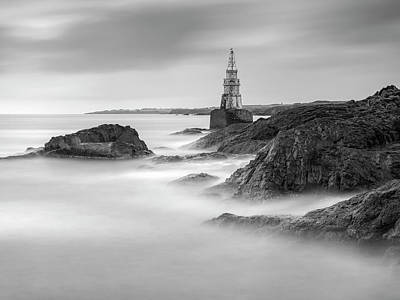 Photograph - The Lighthouse  by Plamen Petkov