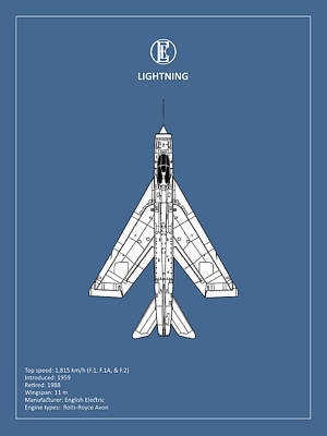 The Lightning Art Print