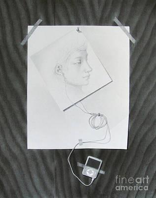 The Link Art Print by Katerina Wert