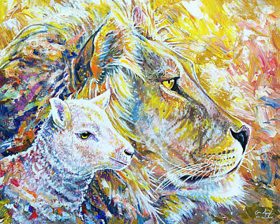 The Lion And The Lamb Original