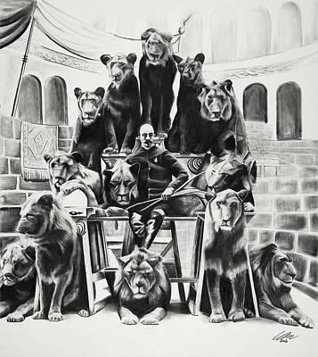 The Lions Den Original by Joey Gonzalez