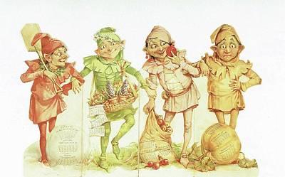 The Little Elves Original