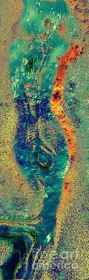 Little Mermaid Digital Art - The Little Mermaid by Eva Maria Nova