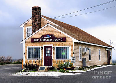 Photograph - The Lobster Pound  by Janice Drew