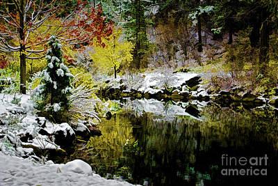 Photograph - The Loch by Jon Burch Photography