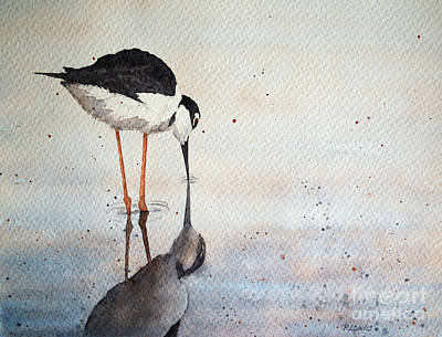 Painting - The Loner No.2  by Rebecca Davis