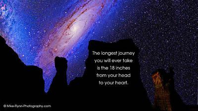 The Longest Journey Art Print by Mike Flynn