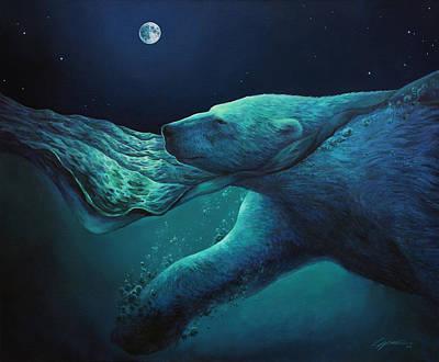 The Longest Night Art Print
