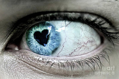 Photograph - The Look Of Love by Toula Mavridou-Messer