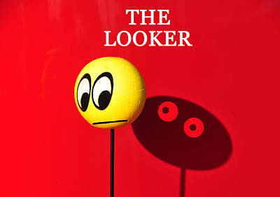 Photograph - The Looker by David Lee Thompson