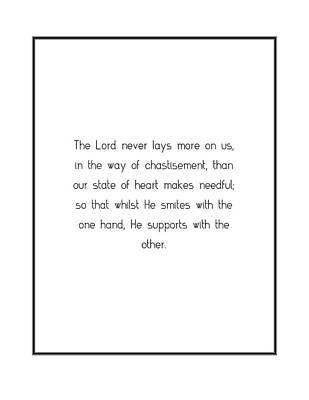 Photograph - The Lord Never Lays More... by Famous Quotes
