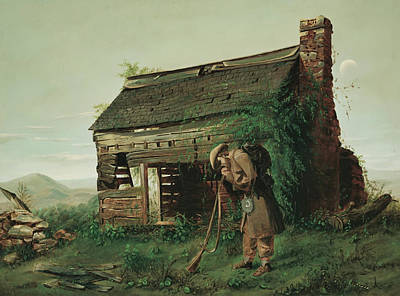 Painting - The Lost Cause by Henry Mosler
