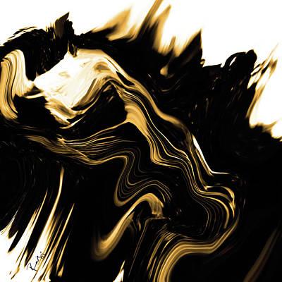 Digital Art - The Lost Musk by Rabi Khan