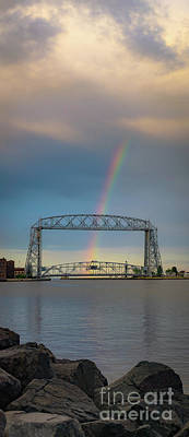 Photograph - The Lovers, The Dreamers And Duluth by Mark David Zahn Photography