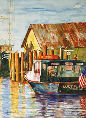 The Lucy R. Original by Shirley Sykes Bracken