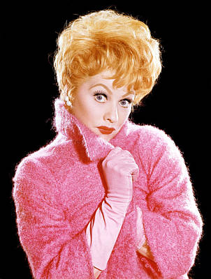 Publicity Shot Photograph - The Lucy Show, Lucille Ball, 1962-68 by Everett