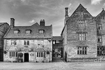 The Lygon Arms Broadway Worcestershire Uk Art Print