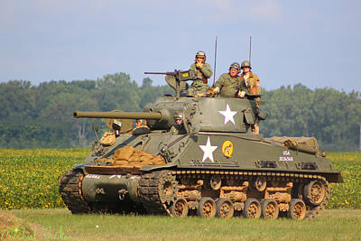 The M4 Sherman Tank Original