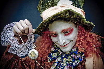 Photograph - The Mad Hatter by Mick House
