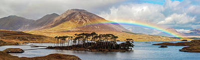 Fantasy Royalty-Free and Rights-Managed Images - The Magic of Connemara Ireland by Pierre Leclerc Photography