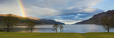 Photograph - The Magic Of Loch Ness by Veli Bariskan