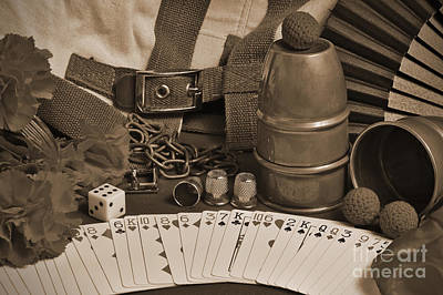 Hobbies And Collections - Art And Photograph - The Magician's Memories by Angelo DeVal