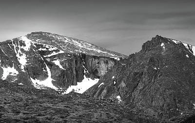 Photograph - The Magnificence Of Mount Evans by Brian Gustafson