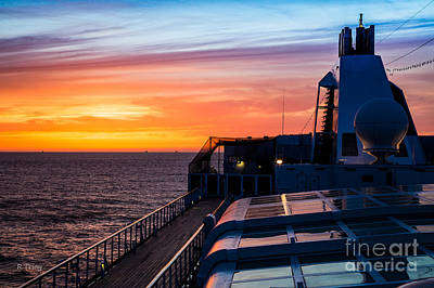 Photograph - The Magnificent Colors From Out At Sea by Rene Triay Photography
