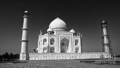 Photograph - The Magnificent Taj Mahal by Rene Triay Photography