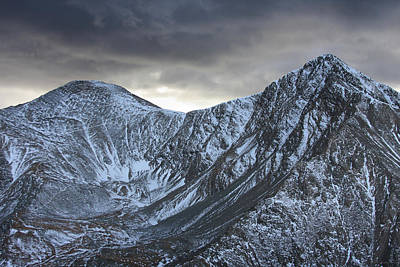 Torreys Peak Photograph - The Majesty Of Colorado's Grays And Torreys by Brian Gustafson