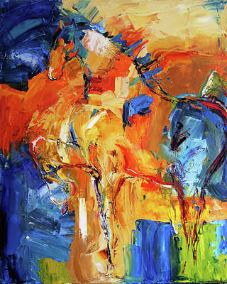 Painting - The Majesty II by Laurie Pace