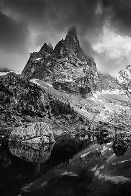 Alps Photograph - The Majesty Of Mountains by Yuri Santin