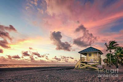 Photograph - The Majesty Of Sunrise by Evelina Kremsdorf